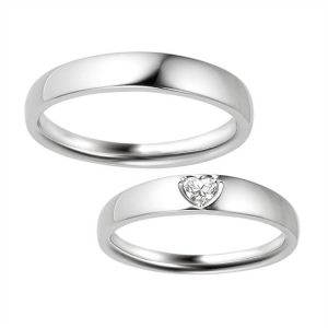 2種類の指輪